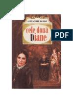 Alexandre Dumas - Cele 2 Diana - Vol 1