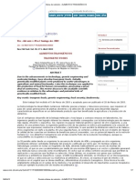 Revista chilena de nutrición - ALIMENTOS TRANSGÉNICOS