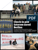 Berlin Aerodrom, Nacional 863