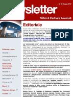 Newsletter T&P N°58