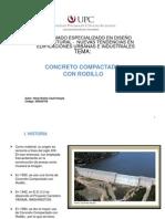 Concreto Compact Ado Con Rodillo - Upc Orch Auto Guard Ado]