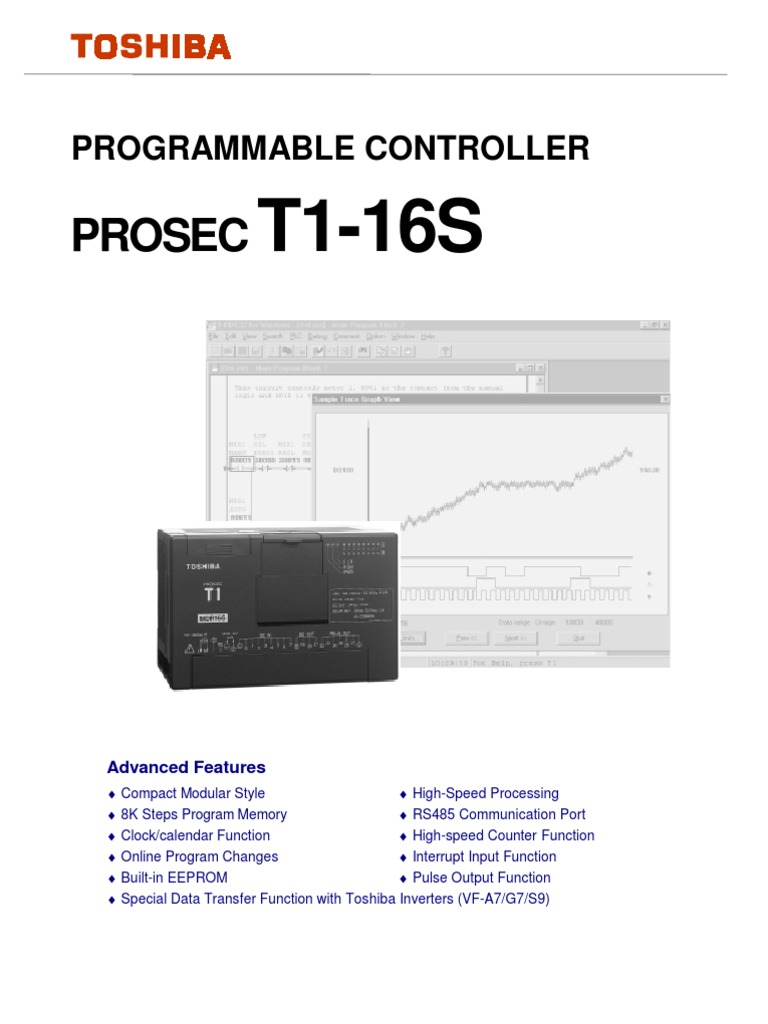 Prosec: Programmable Controller