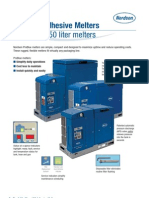 ProBlue 15, 30 and 50 Liter Melters