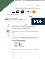 [TUTORIAL] 5 passos Convertendo HTML Template para Joomla • Joomla Clube Fórum - O fórum de Joomla mais completo do Brasil, com a melhor equipe de suporte do Brasil •