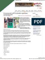 31-05-12 Se incrementó 118% el subsidio a gasolinas, revela Hacienda