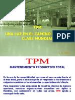 Mantenimiento Productivo Total (TPM)