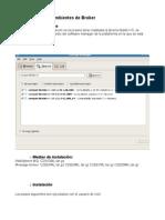 WebSphere Message Broker V7 Installation
