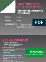 INFORME INTERBANK
