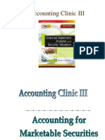 Accounting Clinic III