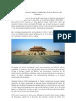 Patrimonios China