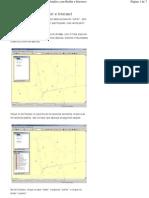 ArcGIS Análise com Buffer e Intersect
