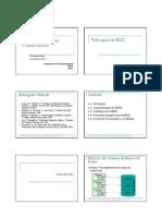 03 - BDD - Visao Geral de Bancos de Dados Distribuidos
