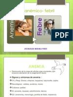 Síndrome anémico- febril