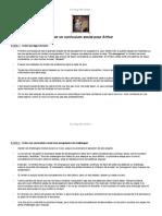 Programme développemental en français
