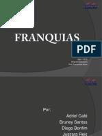 Franquias Slide
