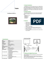 MI-PF15 User Manual