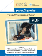 Manual Docentes Inclusion