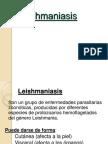 CLASE SALUD - Leishmaniasis