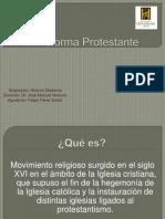 Clase Reforma