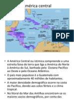 América central 8º