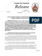 2012-05-15 Statewide Medical Oxygen Safety