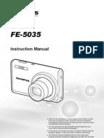 FE-5035 Manual En