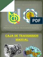 Diapo Caja de Trasmision Manual Expo