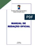 Manual Redacao Oficial