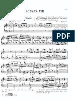 Mozart Piano Sonata K533