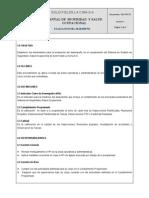 SSO-P 07.01 Evaluación del Desempeño