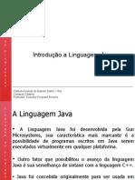 Introducao Linguagem Java