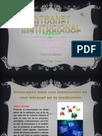 presentacion trabajo intranet
