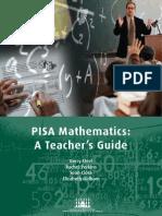 Insp Pisa Maths Teach Guide