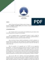 Proyecto de Adhesión Corazón Azul - Expdte. Nº 193.910- P- 12