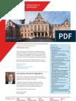 University of Groningen Magazine for Chirnogea Ioana