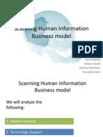 Human Scanning