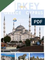 Samet Sincar. Turkey Brochure