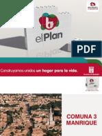 Plan de Desarrollo 2012-2015 Comuna 3