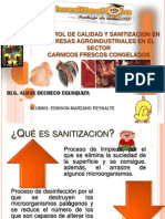 Control de Calidad y Sanitizacion en Empresas Agroindustriales2