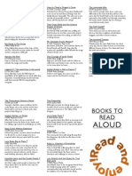 Books to Read Aloud