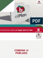Plan de Desarrollo 2012-2015 Comuna 14