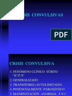 Crisis Convulsivas Pediatria