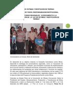 Informe Conversatorios Ley de Víctimas CCCM