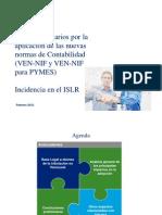 16 02 12 Impacto Fiscal VEN-NIIF Jornadas Tri but Arias 2012 (R Pire)