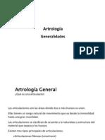 Generalidades de Articulaciones