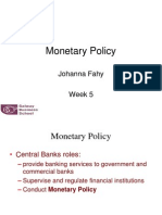 8. Monetary Policy (01.11.10)