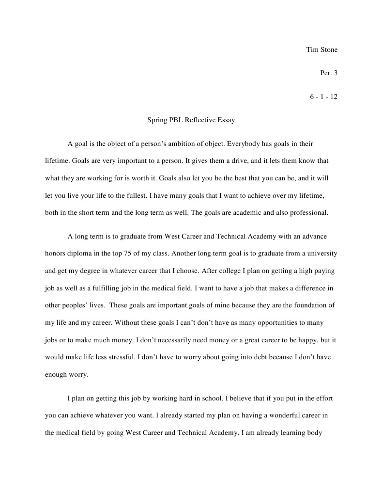 my short term and long term goals essay  my short term and long term goals essay