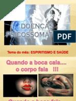 Doenças  psicossomáticas (Fatima Cejen 05 2012)