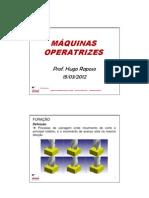 Máquinas Operatrizes-6