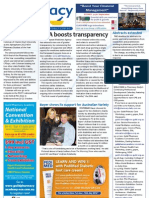 Pharmacy Daily for Fri 01 Jun 2012 - EMA transparency, PSOTY, GuildCare, Abstract extension and much more...